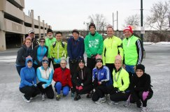 River Runners 13K run NY day 2013