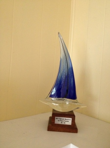 Age Group Award 2011 Gansett Marathon
