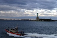 View from the Staten Island Ferry. Photo Credit: Carol Varano