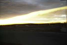 Cheyenne sky at sunrise