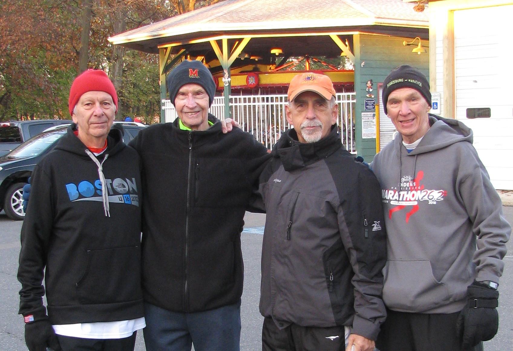 Tony Lee Jim & Brad Relay Hbg Marathon 18